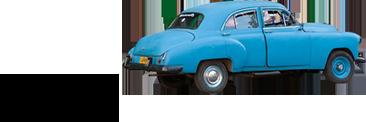 Azul Car